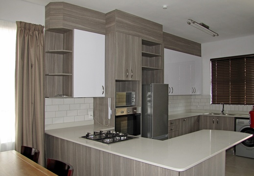 Apartments @ 125 - 2 bedroom unit; fully equipped kitchenette including Continental Breakfast